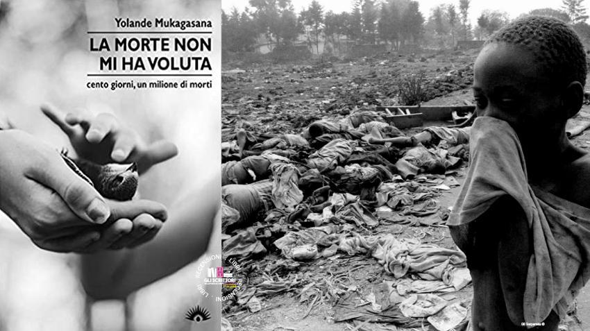 Recensione: La morte non mi ha voluta, un romanzo autobiografico di Yolande Mukagasana – (c) Gil Serpereau