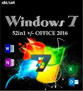 Windows 7 Aio x86x64 52 in1