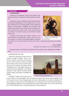 10. Sınıf Tarih Ders Kitabı Cevapları İlke Yayınları Sayfa 19