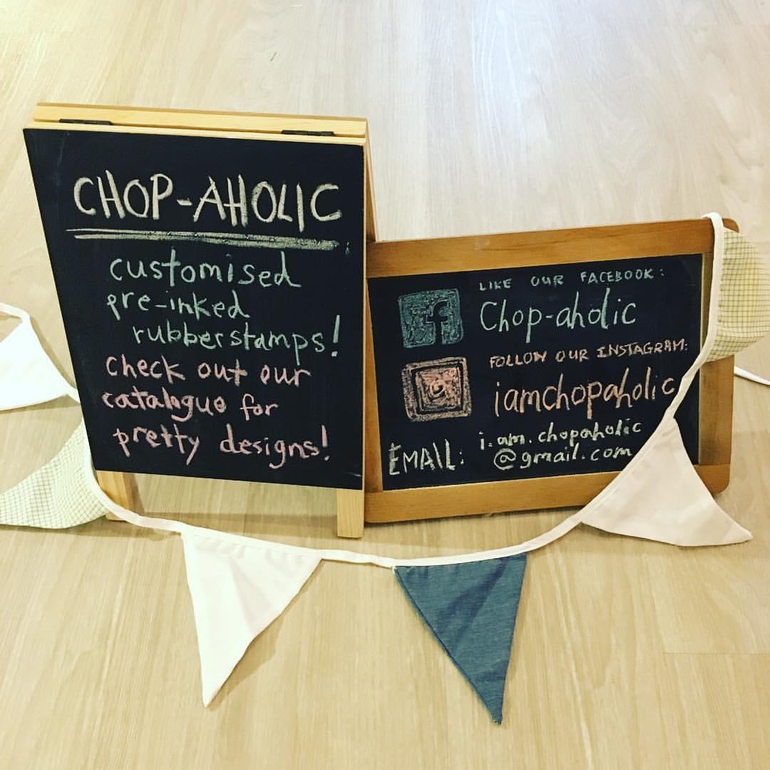 chop-aholic