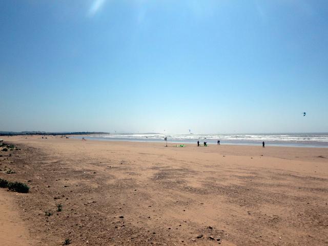 Beach Essaouira, Morocco
