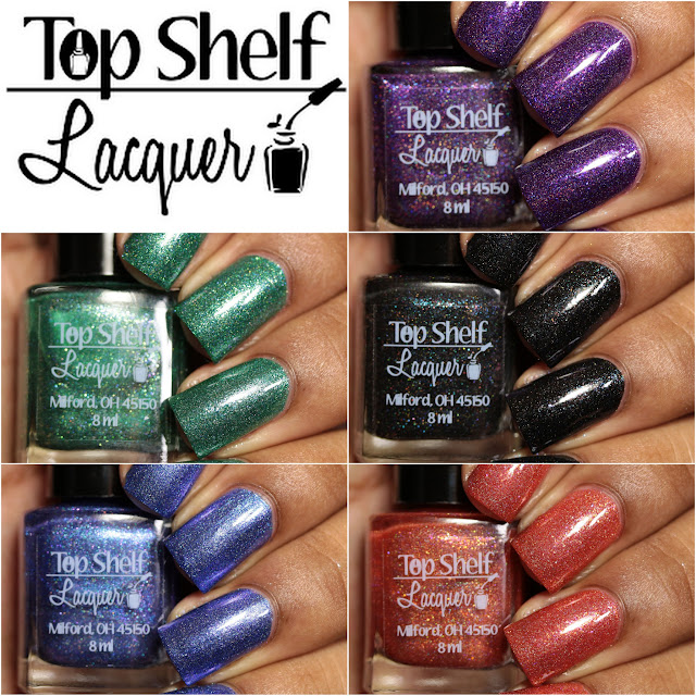 Top Shelf Lacquer Liquor Treat Collection