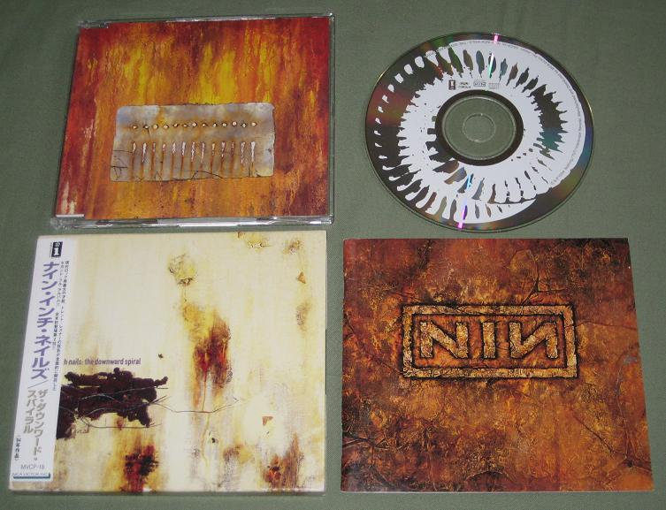 closer to god: revisiting the 90s with nine inch nailsNine Inch Nails The Downward Spiral Artwork