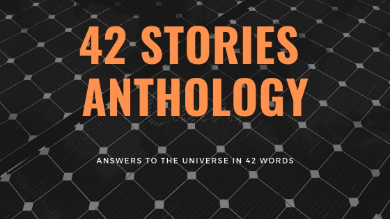 BAM Writes A Blog: 42 Stories Anthology