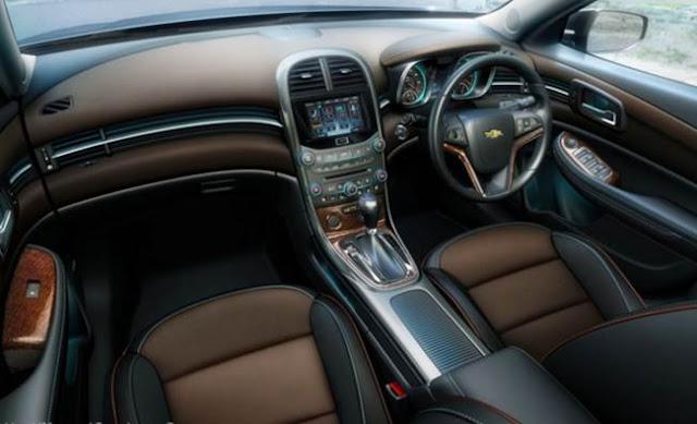 2017 Chevy Captiva Redesign