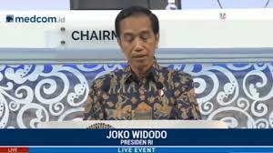 Pidato Presiden Jokowi di Pertemuan IMF-Bank Dunia Mendapat Standing Applaus