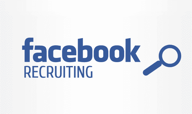 Image: Facebook Recruiting Why is it Important?