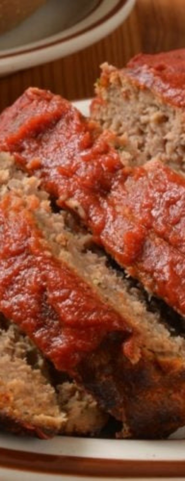 Easy Keto Meatloaf Bursting with Flavor #EASY #KETO
