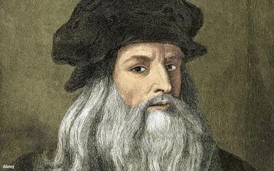 Pencarian DNA Untuk Memecahkan Misteri Leonardo da Vinci