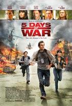Watch 5 Days of War Online Free in HD