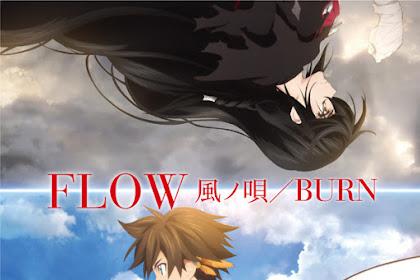 [Lirik+Terjemahan] FLOW - Kaze no Uta (Nyanyian Angin)
