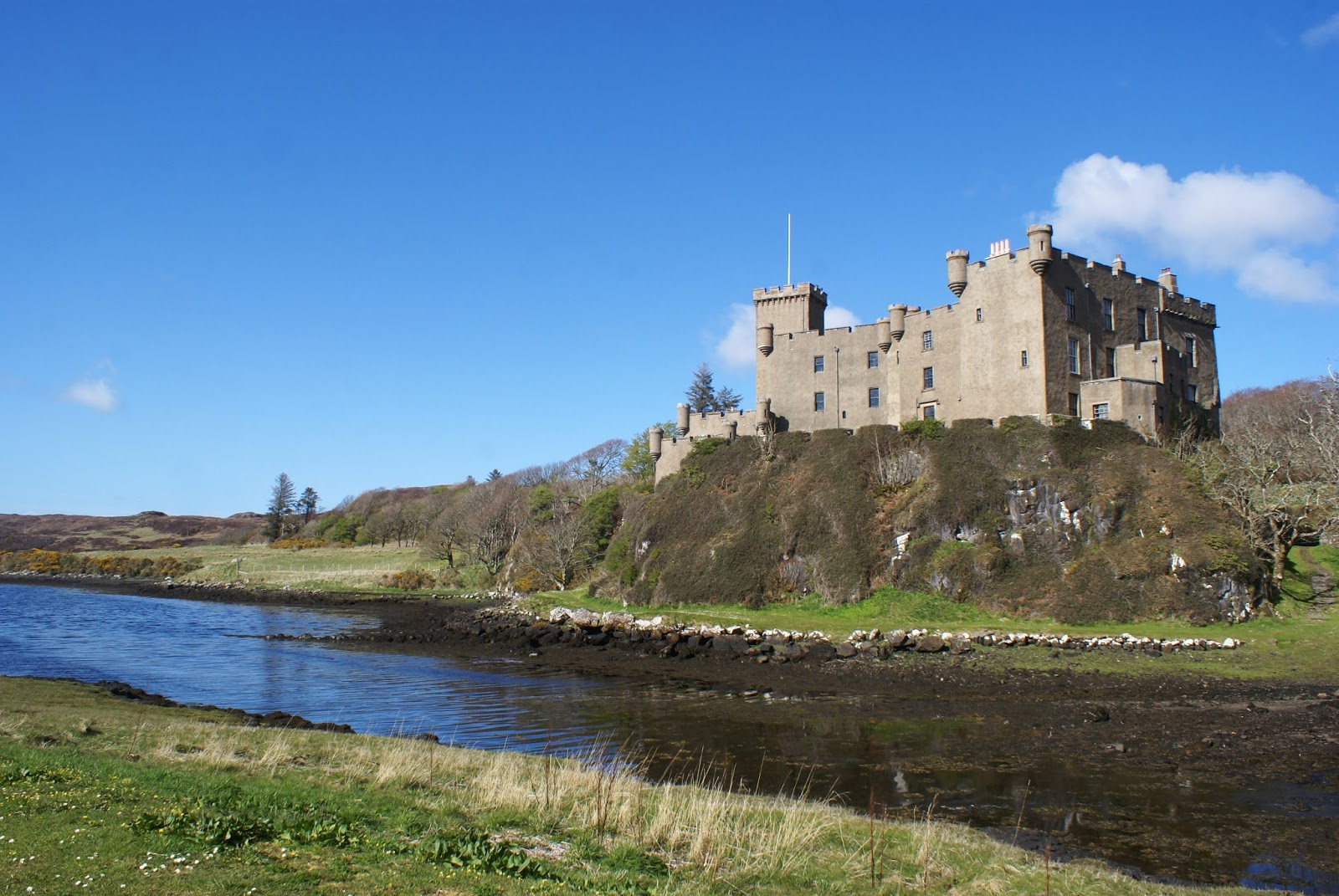 isle of skye scotland united kingdom dunvegan castle