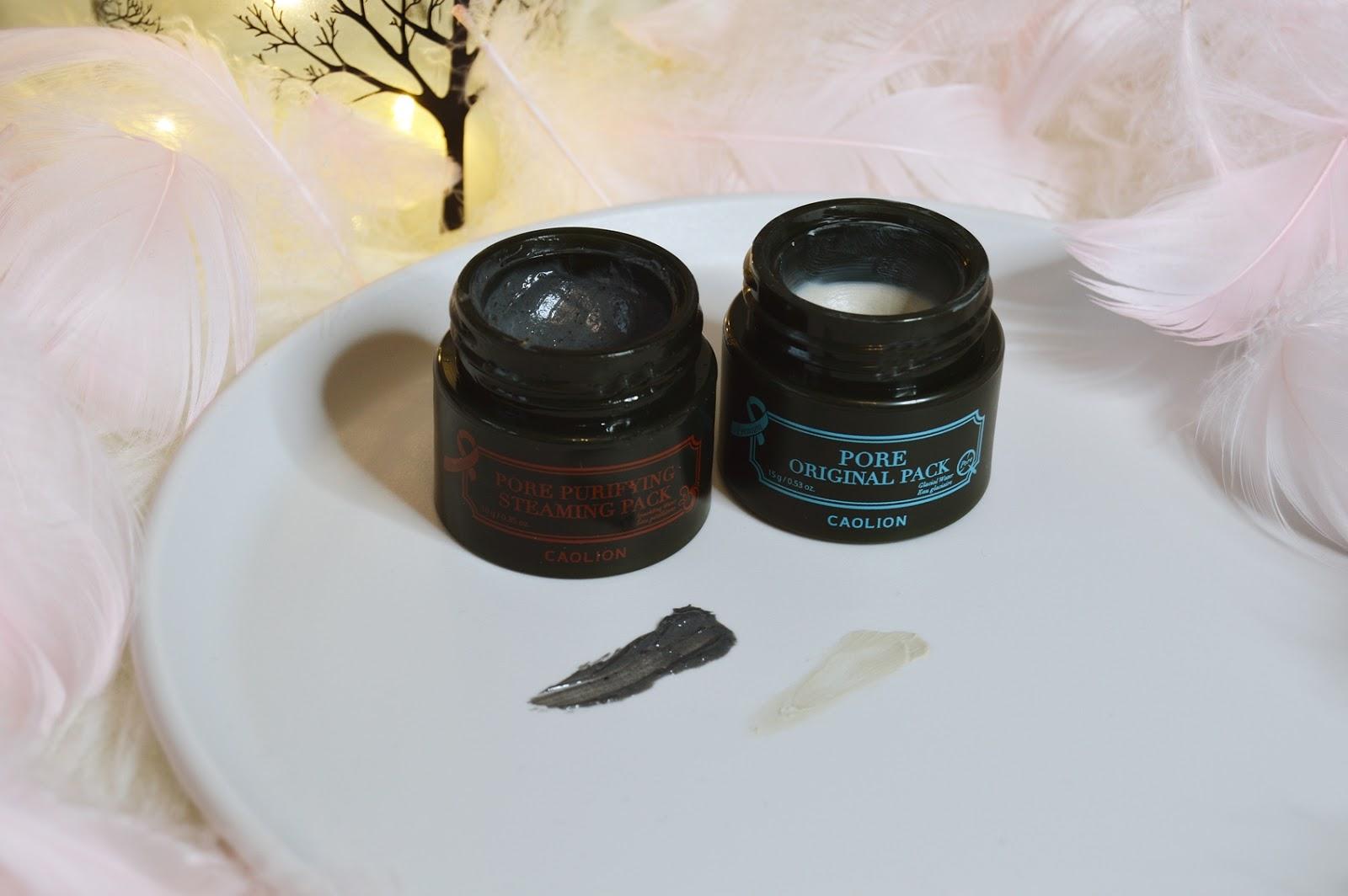 Dogłębne Oczyszczanie Porów Detox Premium Hot Cool Pore Pack Duo Kosmetykofanki
