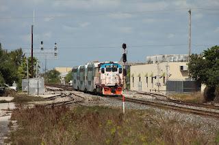 Train Stuff from a Miami Train Buff