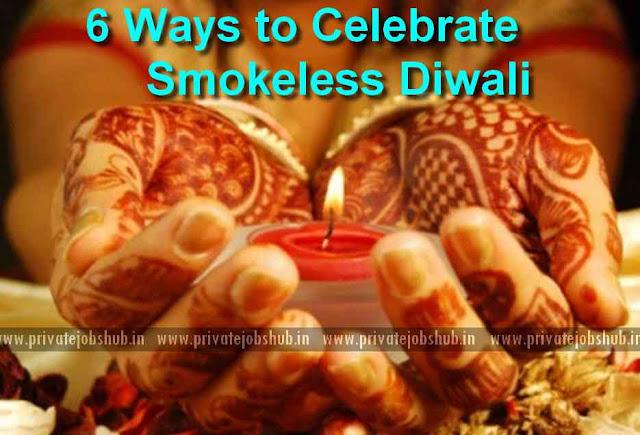 6 Ways to Celebrate Smokeless Diwali as Supreme Court Bans Fireworks