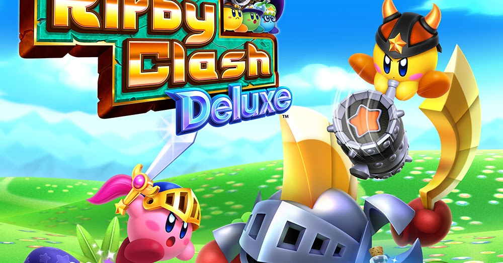 Download 3DS CIAs: Team Kirby Clash Deluxe