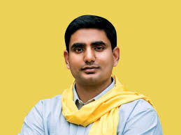 Nara Lokesh Family Wife Son Daughter Father Mother Age Height Biography Profile Wedding Photos