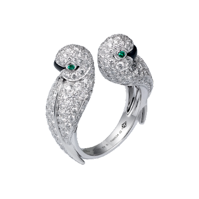 Latest White Gold Rings Jewelry 2015
