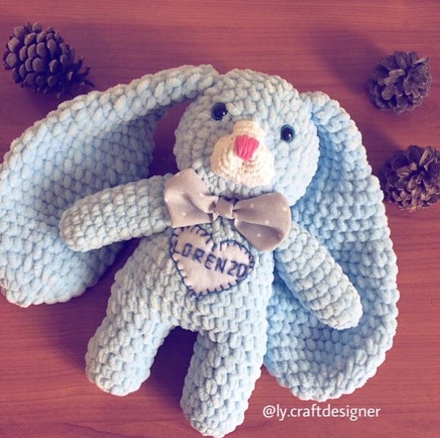 receita amigurumi, amigurumi coelho receita, como fazer amigurumi, crochet, uncinetto, pupazzo all uncinetto, schema amigurumi facile