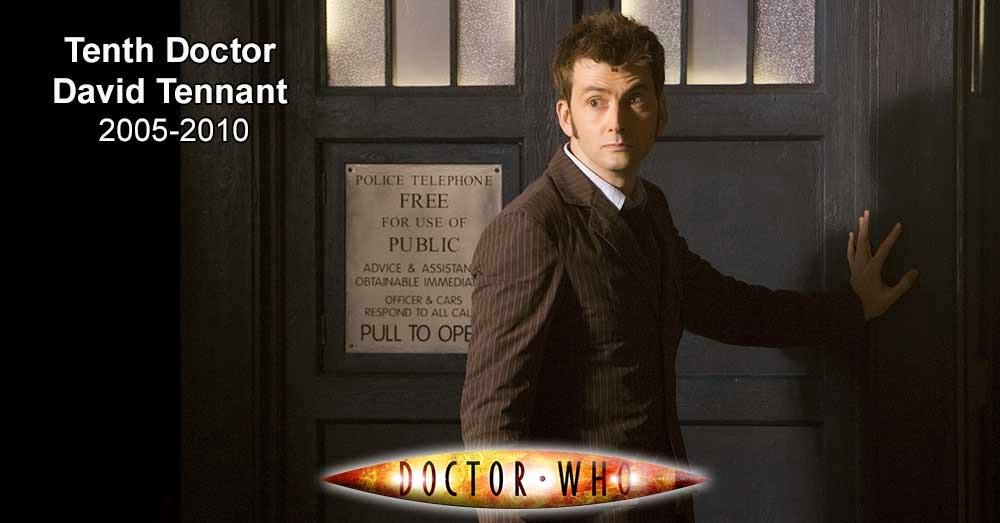 David Tennant, el Décimo Doctor