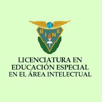 Licenciatura en Educación Especial en el área intelectual del BINE