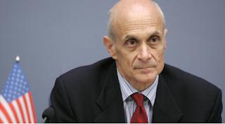 Michael Chertoff, ex secretario de Seguridad Nacional