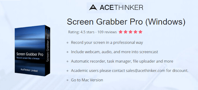 AceThinker Screen Grabber Pro Review