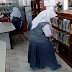 UN Menghitung Bulan, Pelajar SMA Intens Kunjungi Perpustakaan Kota Bima