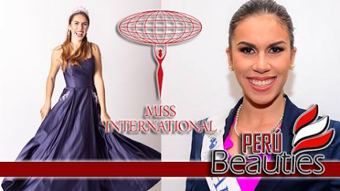 Daniela Piazzi es Miss International Aruba 2019