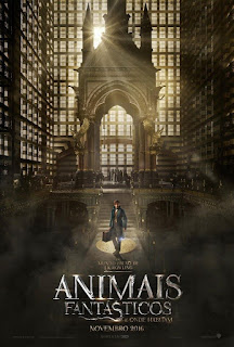 Animais Fantásticos e Onde Habitam – Dublado