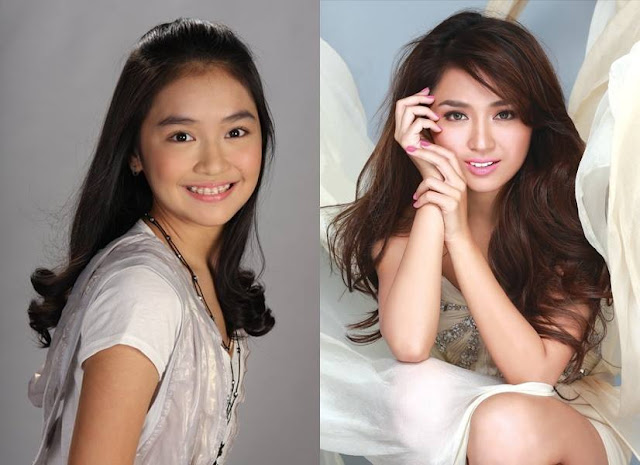 10 Goin Bulilit girls who have turned into fine, gorgeous ...