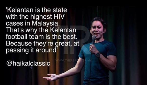 'Kenapa Persendakan Kelantan? Awak Sakit Mental Ke?'