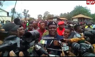 """IMETHIBITISHWA: Kamanda """"Watu zaidi ya 57 wafariki Morogoro"""" (+video)"""