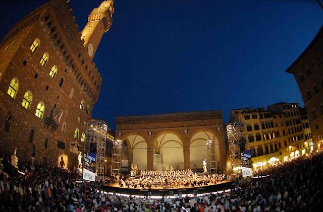Lazer e entretenimento em Florença