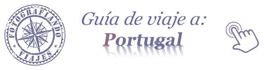 Guia viaje Portugal