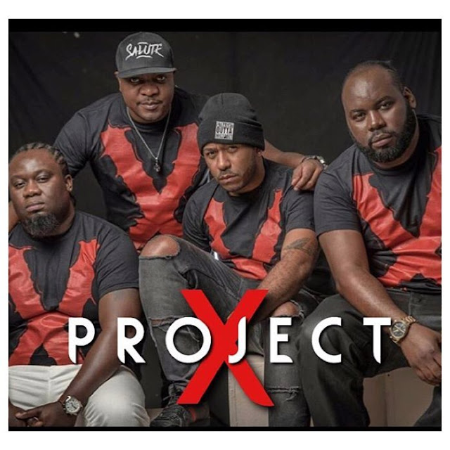 Projecto X - Ela É Que Me Ligou (Rap) [Download]