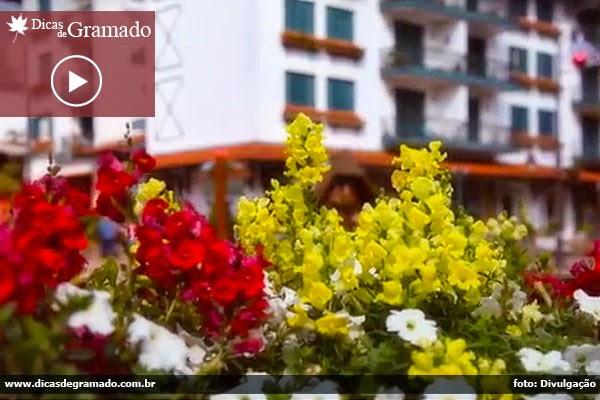 Assista a um vídeo institucional sobre Gramado