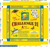 Challenge 21 Pinoy Board Game