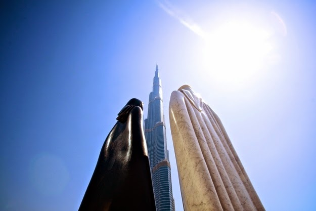 2. Burj Khalifa - Dubai, United Arab Emirates - 12 Breathtaking Views From The World's Coolest Towers