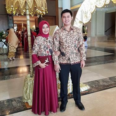 baju batik tahun 2019