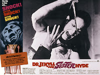 Dr. Jekyll And Sister Hyde poster
