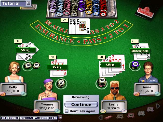 Free Casino Games Hoyle