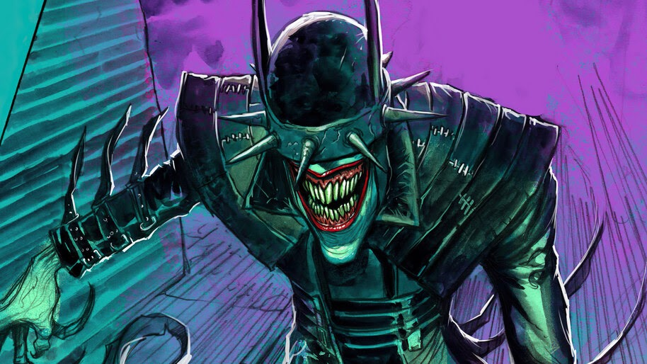 Batman Who Laughs, DC, Supervillain, 4K, #6.1211