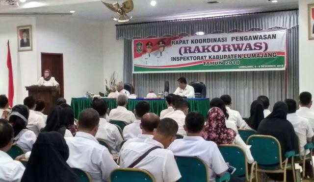Rapat Koordinasi Pengawasan Inspektorat