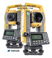 Jual Total Station TOPCON GM-52 Di peralatansurvey.com  Indosurta Tangerang