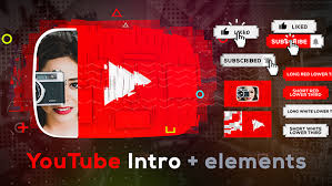 Membuat Intro Youtube Mudah Via android