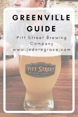 Jadoregrace.com// Grand Opening at Pitt Street Brewing Company in Greenville, NC