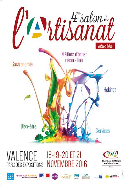 Salon artisanat Valence 2016