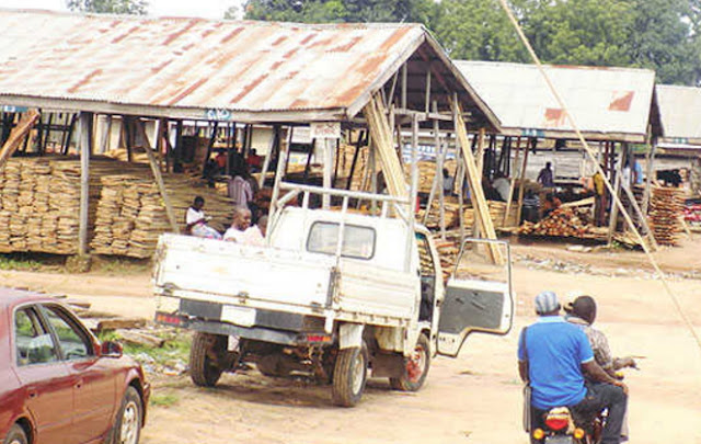 abuja saw mill operator