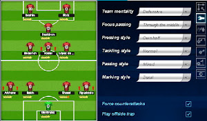 What is the best formation against 4-4-2 on top eleven?